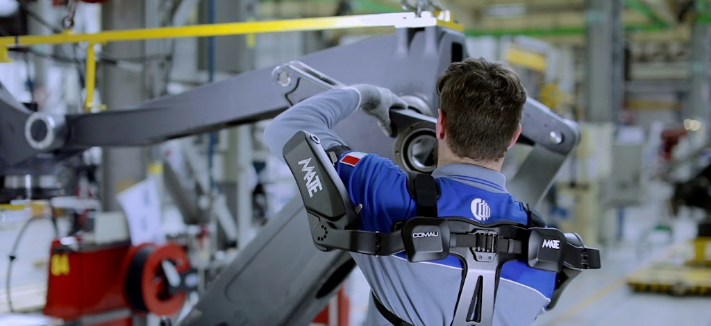 MATE, Wearable Robotics Exoskeleton