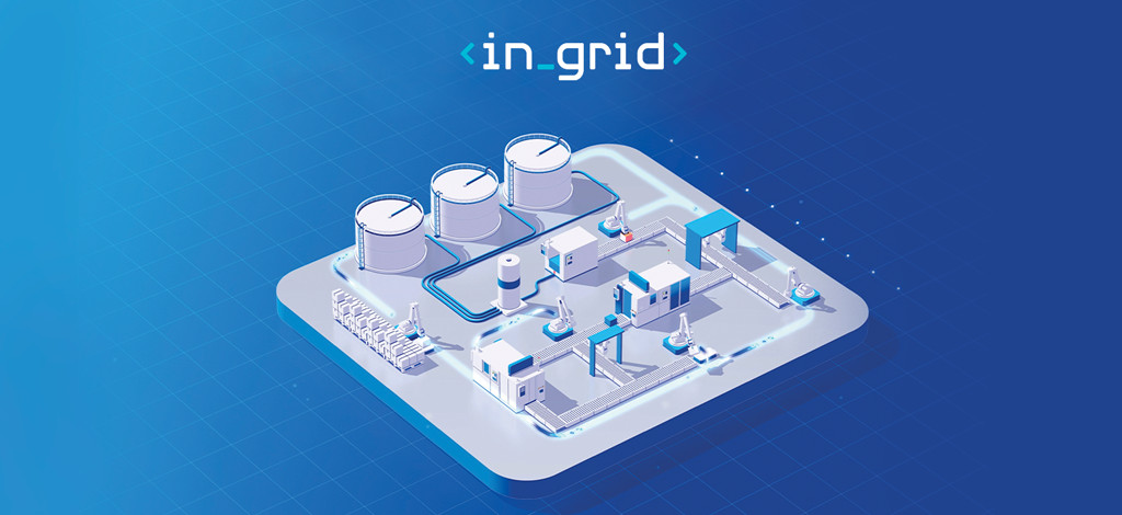 in.Grid – Cross competency IoT Platform