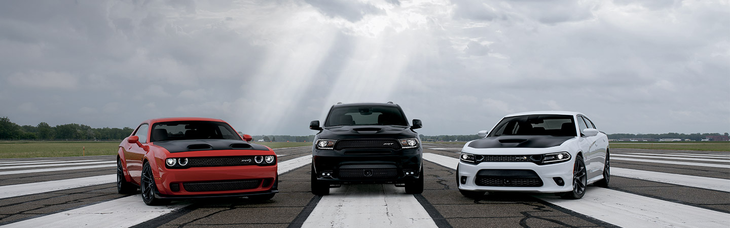 Dodge SRT models