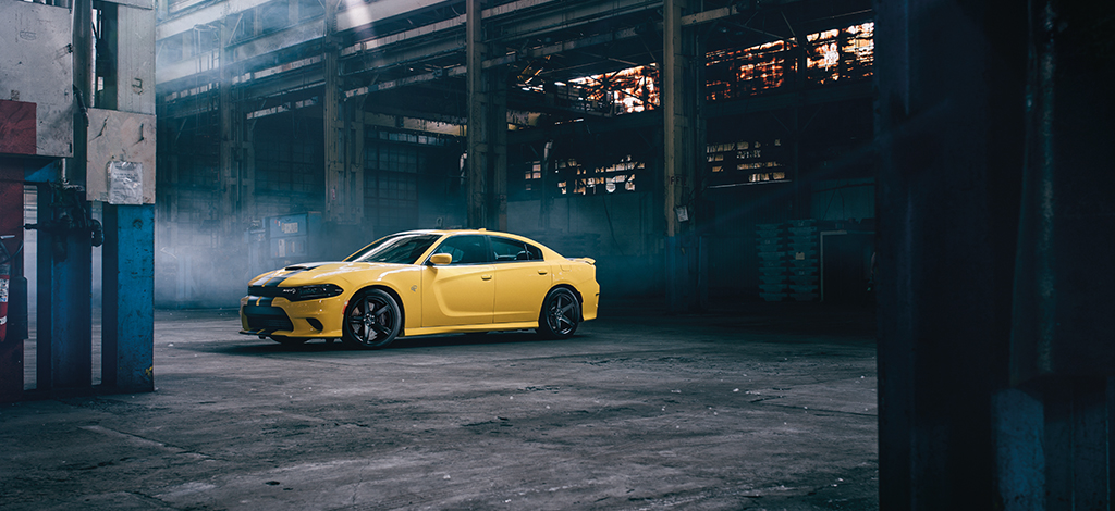 Dodge SRT - Charger