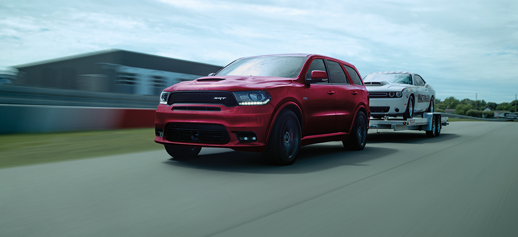 Dodge SRT - Durango