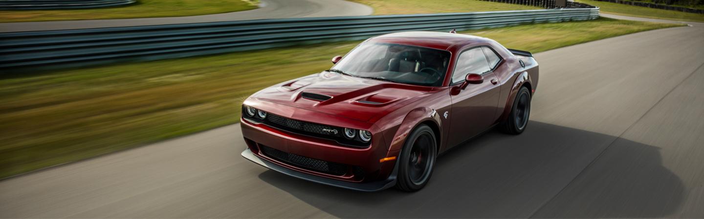 Dodge SRT | FCA Group