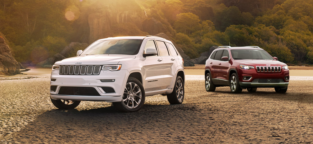 Jeep 2020, Grand Cherokee and Cherokee