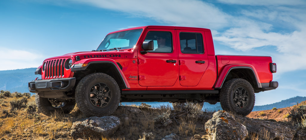 All New Jeep Gladiator