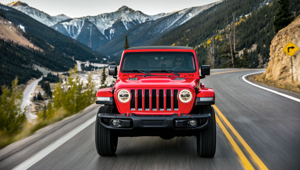 New Wrangler; All Jeep®