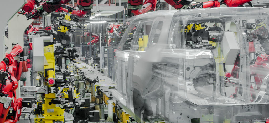 Jeep Commander PHEV Changsha Plant, China