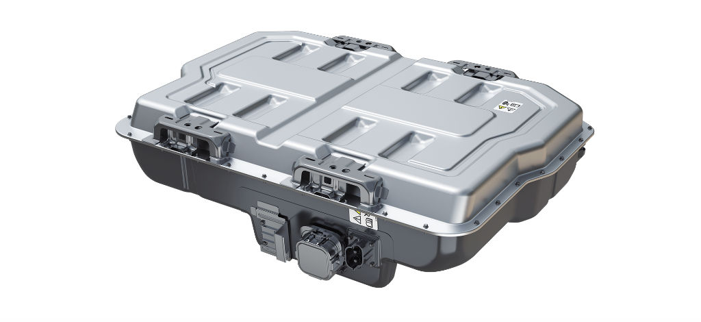 New Jeep® Commander PHEV Battery Pack