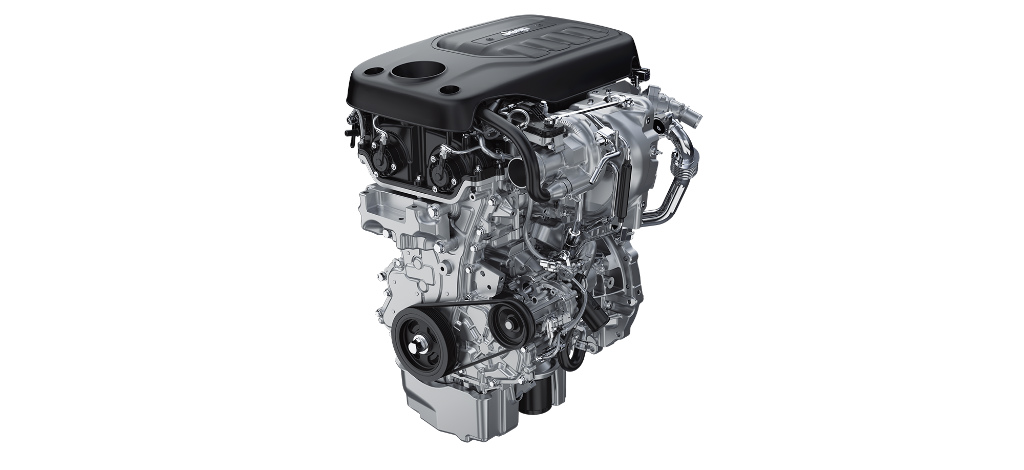 New Jeep Commander GMET4 turbo-charged engine