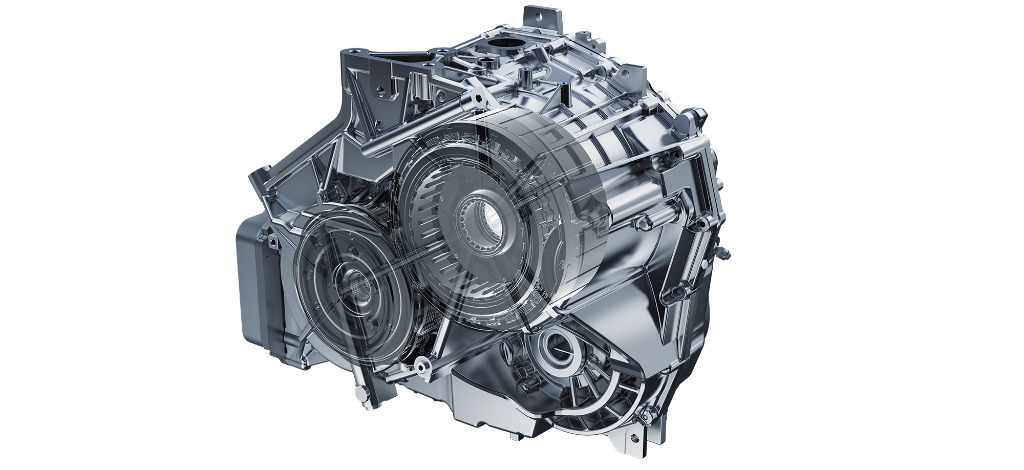 New Jeep Commander SiEVT main motor