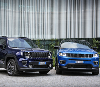 Jeep Renegade and Compass 4xe