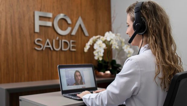 FCA's health network services in Brazil