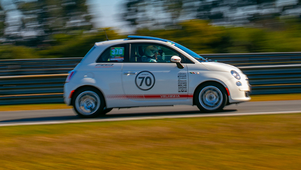 "The ""little old lady"" of the Fiat 500"
