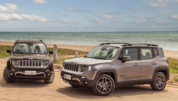 Jeep Renegade in Brazil