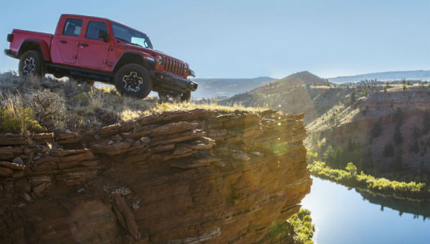 Jeep® Brand Introduces the Gladiator