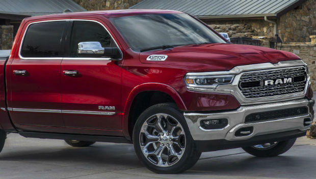 Il nuovo Ram 1500 eletto Pickup of the Year da Truck Trend