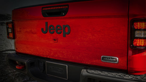 Limited-run Jeep® Gladiator Launch Edition Sells Out in One Day