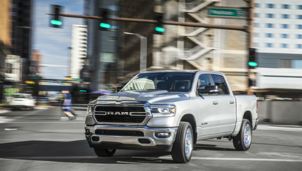 All-new Ram 1500 named 2019 Green Truck of the Year