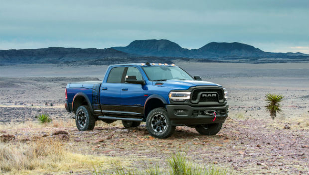 2019 Ram Heavy Duty Debuts with 1,000 lb.-ft. of Torque