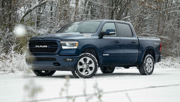 2019 Ram 1500 North Edition Arrives in Time for Winter