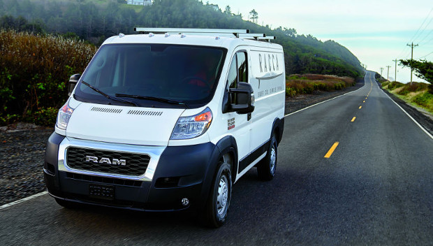 ... Ram Upgrades Capability In New 2019 Ram ProMaster Vans ...