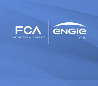 FCA and ENGIE EPS logos