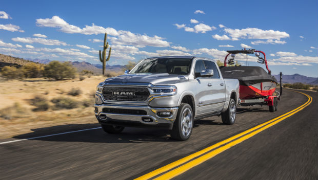 2019 Ram 1500 Named North American Truck of the Year
