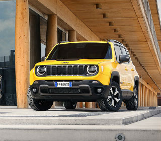 Jeep® Launches The 2019 Renegade