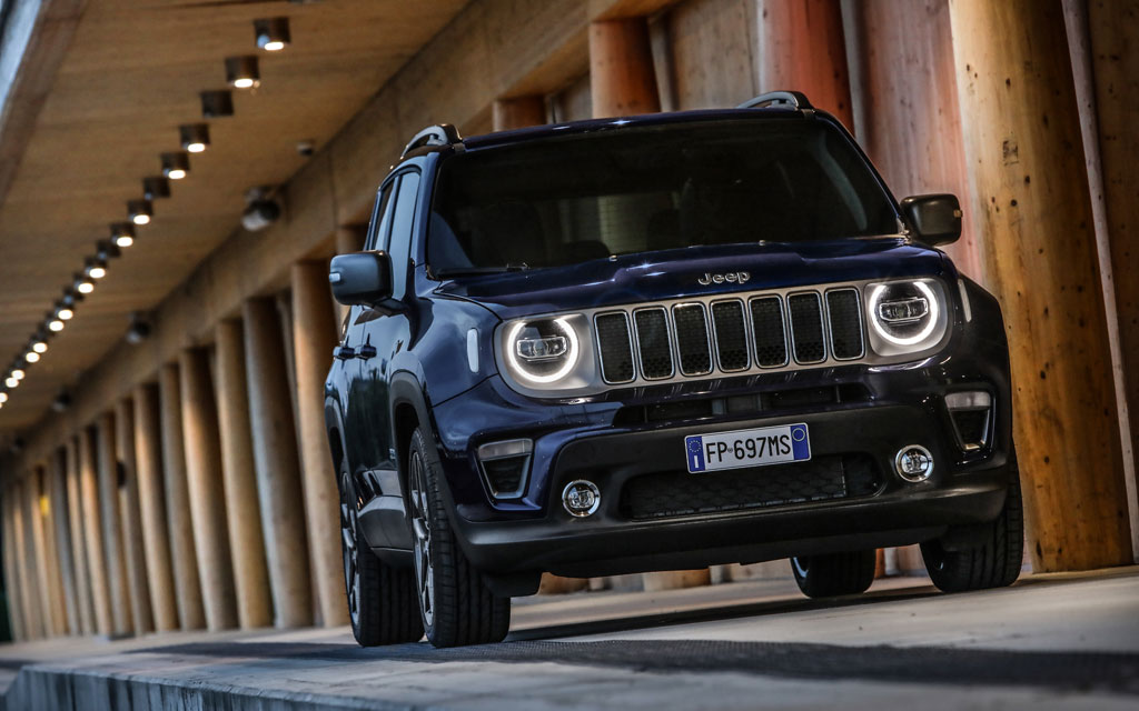 Debut of the 2019 Jeep® Renegade | FCA Group