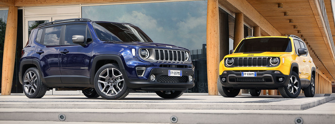 Debut Of The 2019 Jeep Renegade Fca Group