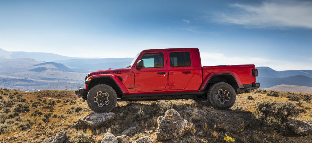 Jeep® Brand Introduces the Gladiator — the Most Capable ...