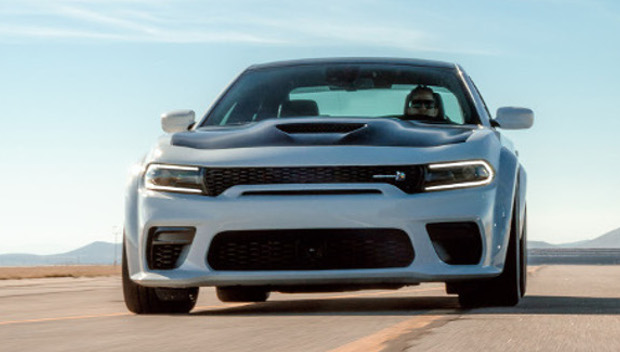 Dodge SRT Adds Widebody to Charger SRT Hellcat, Scat Pack