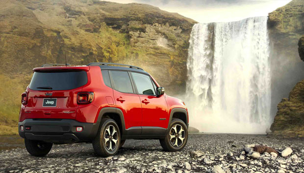 2020 Jeep® Renegade Trailhawk