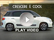 Fiat 500L - The city lounge